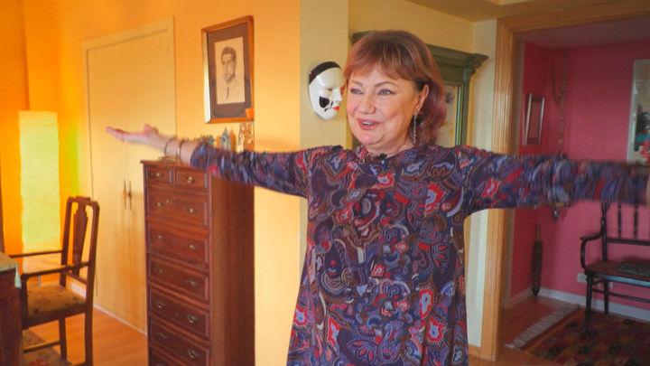 """Paca Gabaldón: """"Para mí, mi casa tiene un significado muy especial"""""""