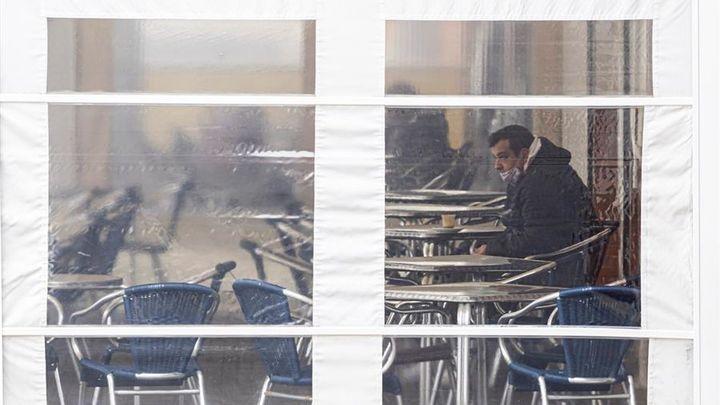 Mesas de solo 4 personas en bares y restaurantes de Madrid a partir del 25 de enero