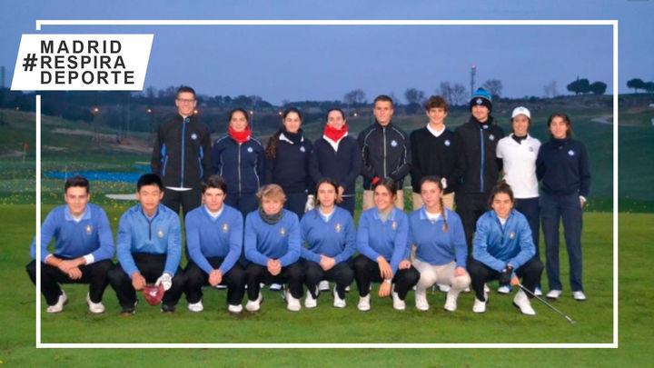 Febrero llega cuajado de competiciones de golf