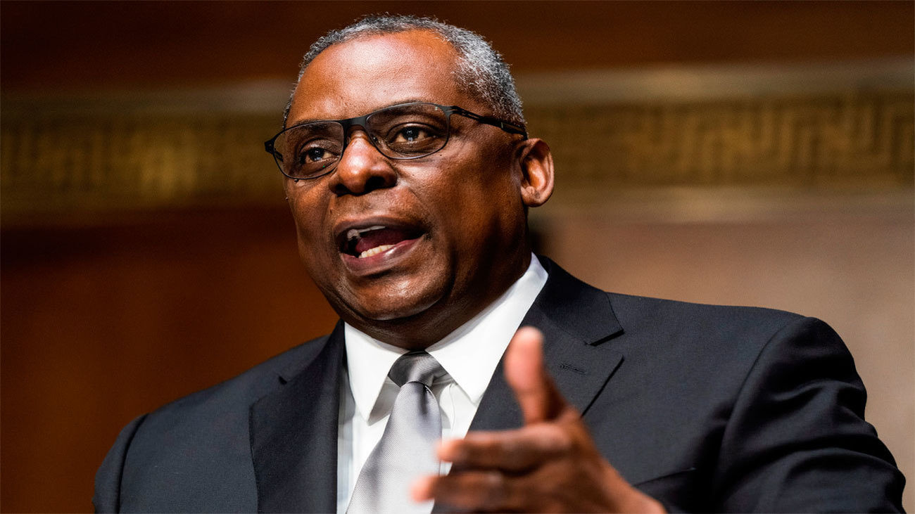 Lloyd Austin,  primer afroamericano al frente del Pentágono en EE.UU.