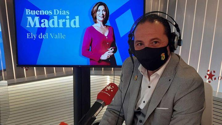 El lado más humano de...Iván Fernández, alcalde de Serranillos del Valle