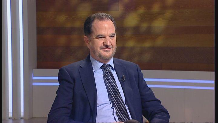 """Iturgaiz: """"Hay que estar preocupados; Sánchez ha elegido como aliados a quienes quieren destruir España"""""""