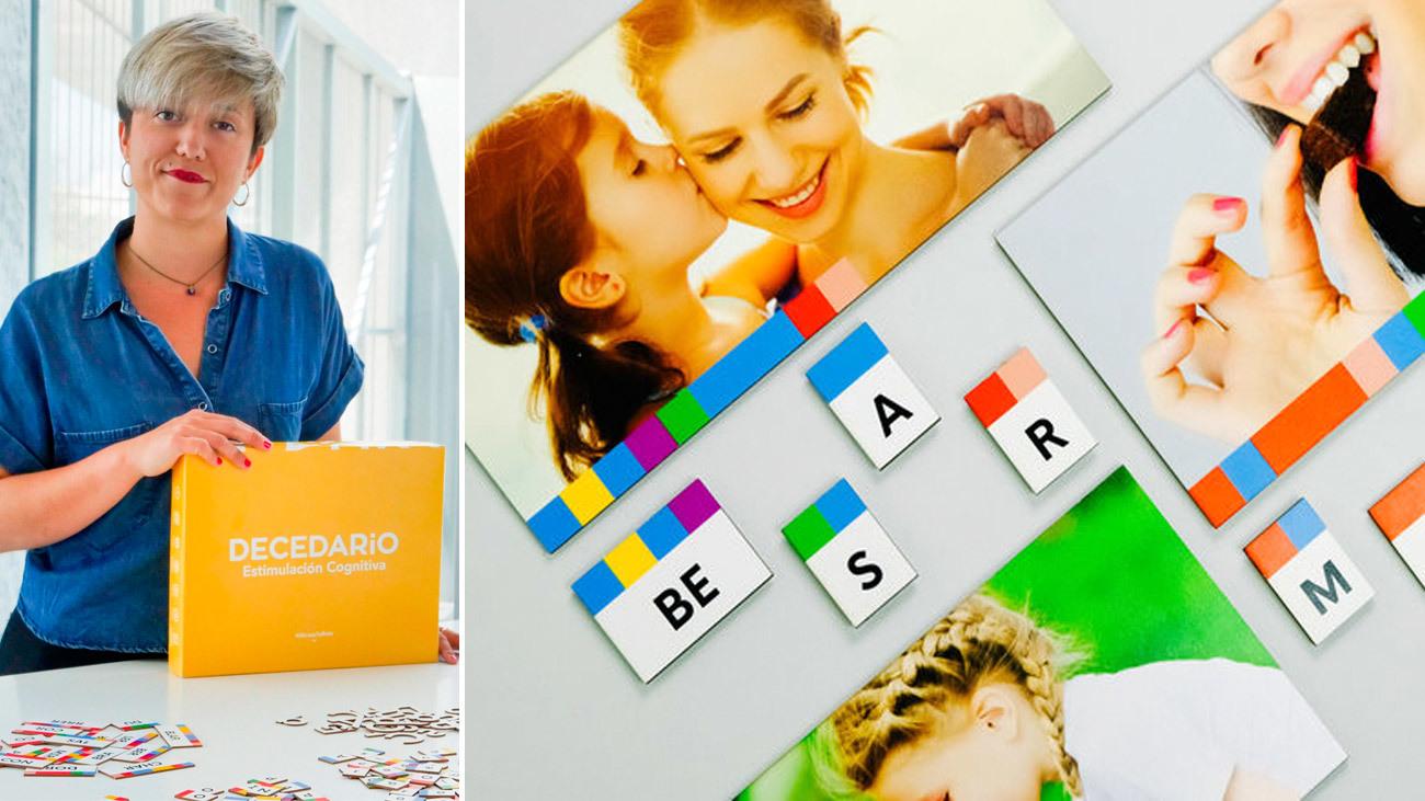 Decedario, el juego de mesa para ayudar a las personas que sufren daño cerebral adquirido
