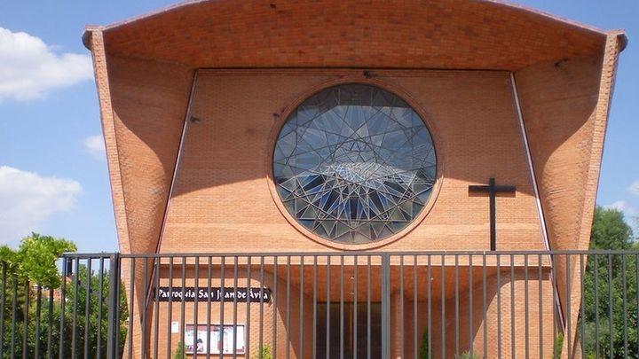 Se investiga el robo en la iglesia de San Juan de Ávila en Alcalá