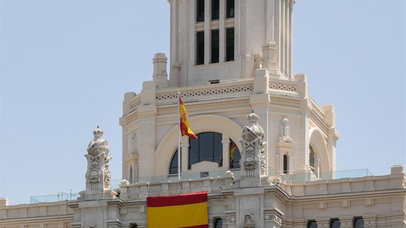 El ayuntamiento de Madrid extiende el teletrabajo en la plantilla municipal a partir del lunes
