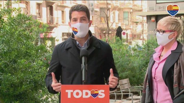 """Ciudadanos acusa al Govern de poner al TSJC """"en el disparadero"""" por mantener el 14F"""