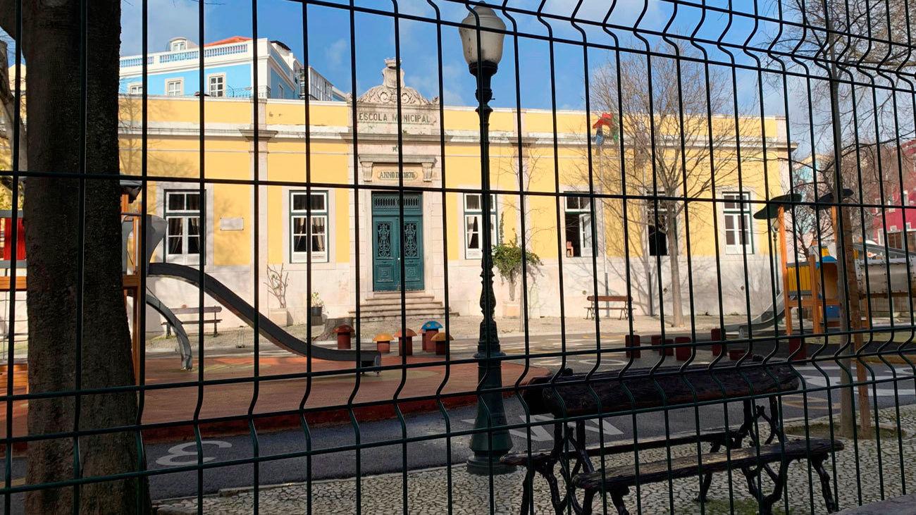 escuelas cerradas en Portugal por el coronavirus