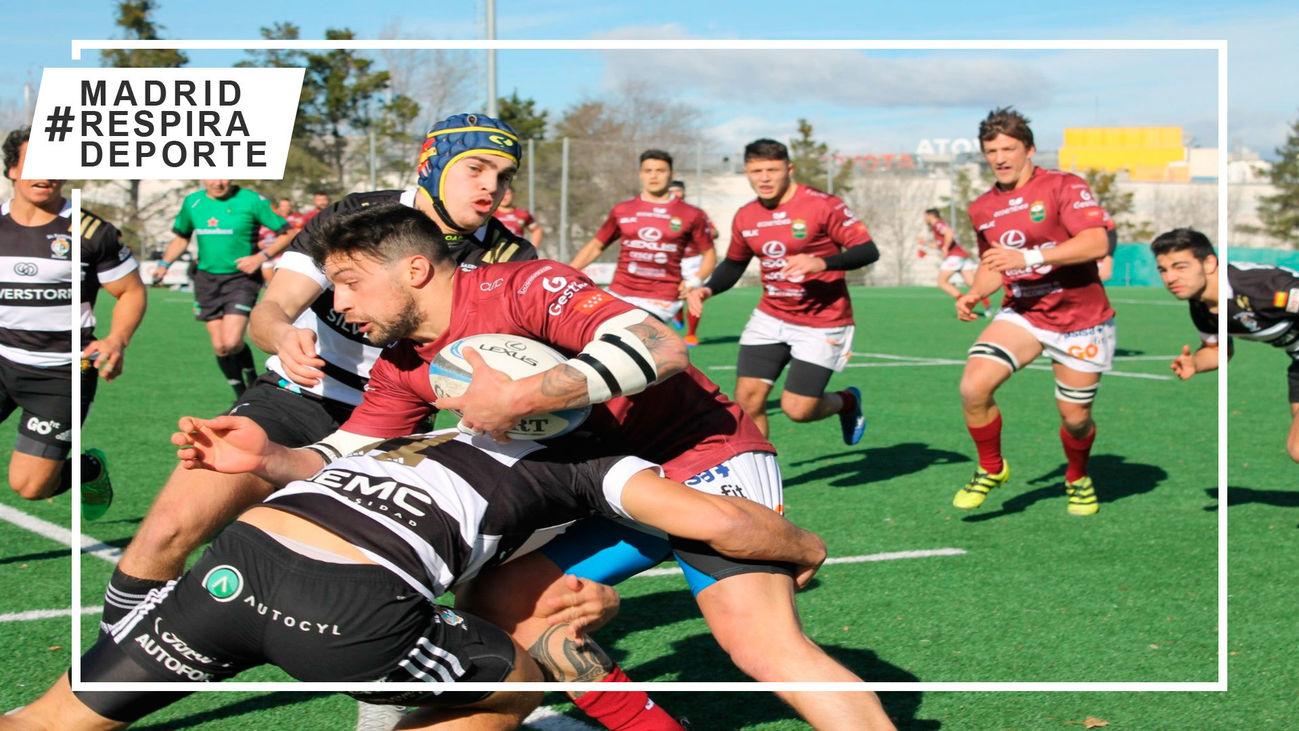 Alcobendas Rugby-SilverStorm El Salvador