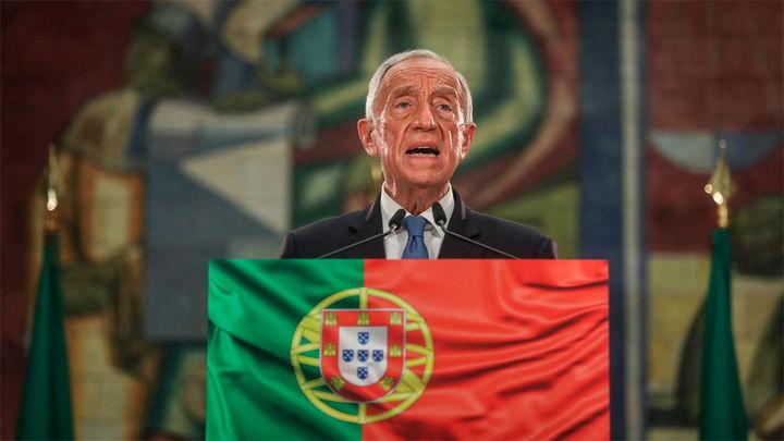 Marcelo Rebelo de Sousa logra su reelección como presidente de Portugal