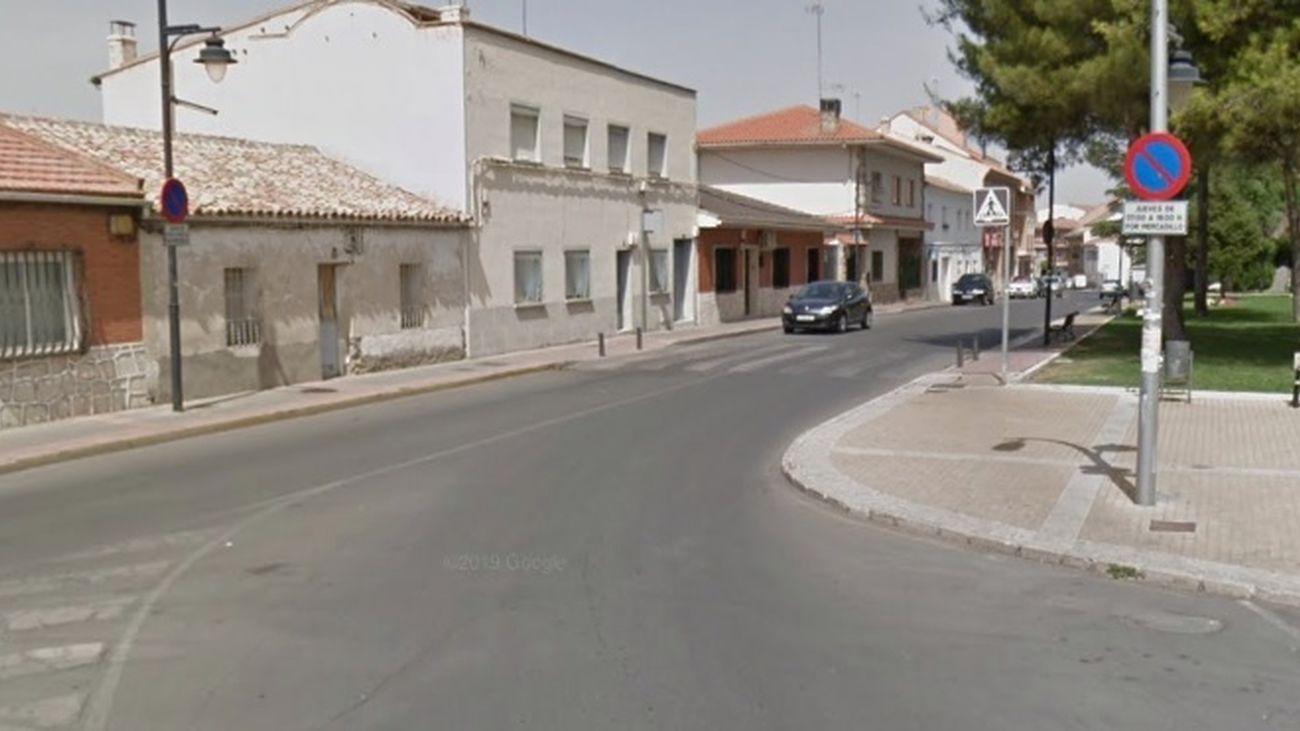 Avenida del Consuelo de Ciempozuelos