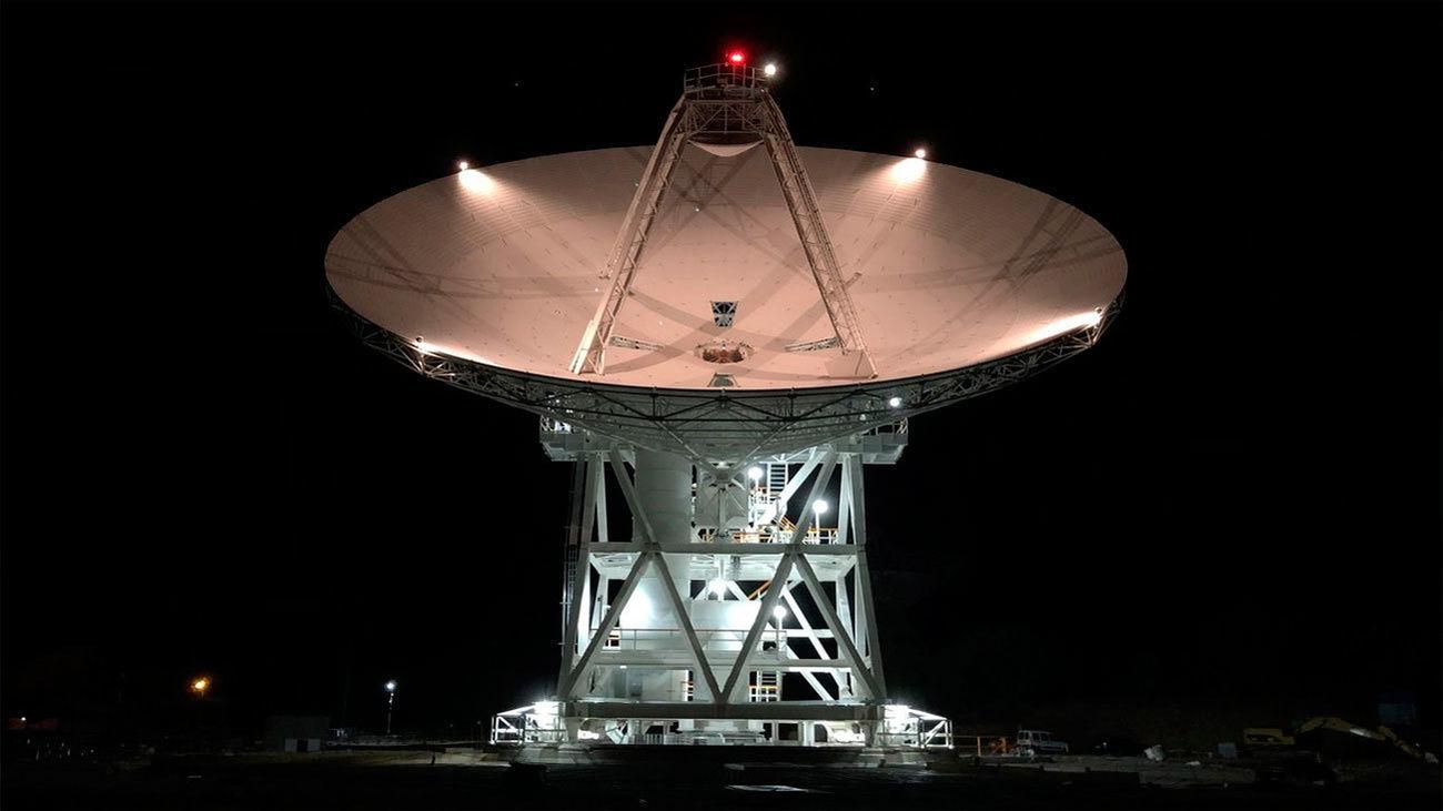 La Deep Space Station 56