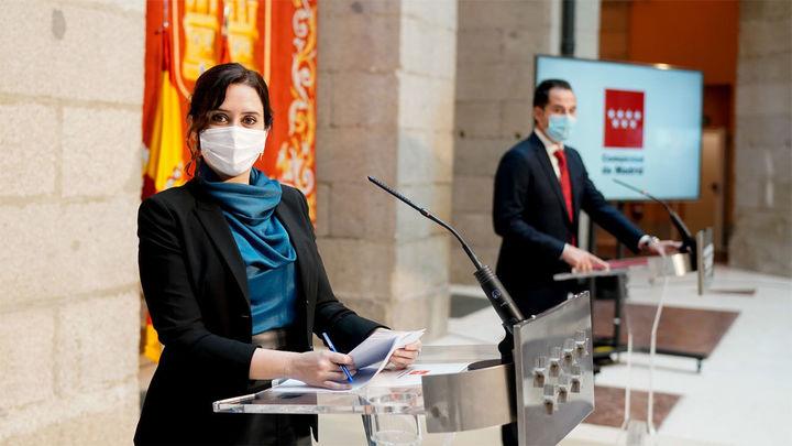 Ruptura entre PP y Ciudadanos en Madrid, que se dirige a unas nuevas elecciones