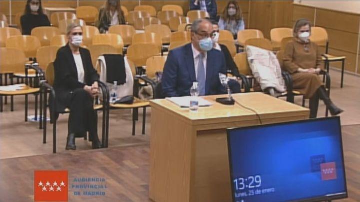 """Van Grieken reconoce """"reiteradas"""" llamadas al rector por el máster de Cifuentes al """"afectar al Gobierno regional"""""""