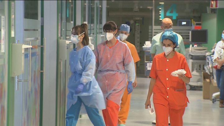 El Hospital Zendal se prepara para abrir un nuevo pabellón esta semana ante el aumento de contagios