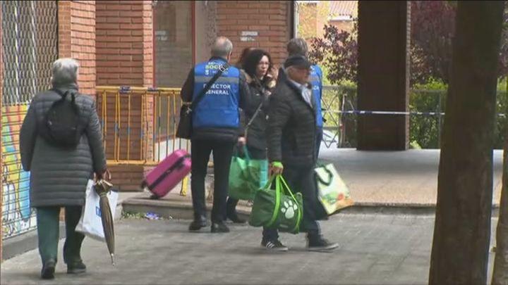 El drama de no poder volver a casa dos años después de una explosión similar a la de la calle Toledo
