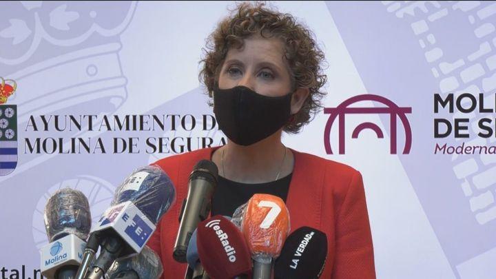 La alcaldesa de Molina de Segura (Murcia)  dimite por vacunarse de la Covid