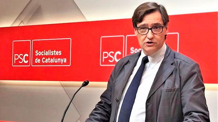 Salvador Illa cierra su etapa al frente de Sanidad para concurrir como candidato a las elecciones catalanas