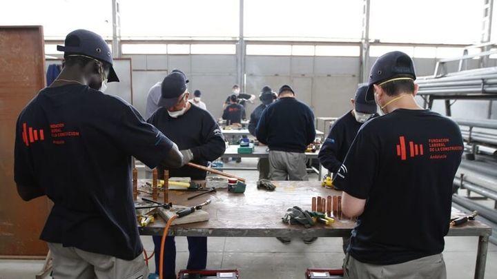 Nueva programación de cursos de la Fundación Laboral de la Construcción para trabajadores en activo