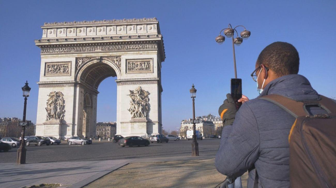 Madrileños por el mundo: París