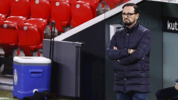 """Bordalás: """"Ante el Atlético es importante ser fiables y tener una gran solidez"""""""