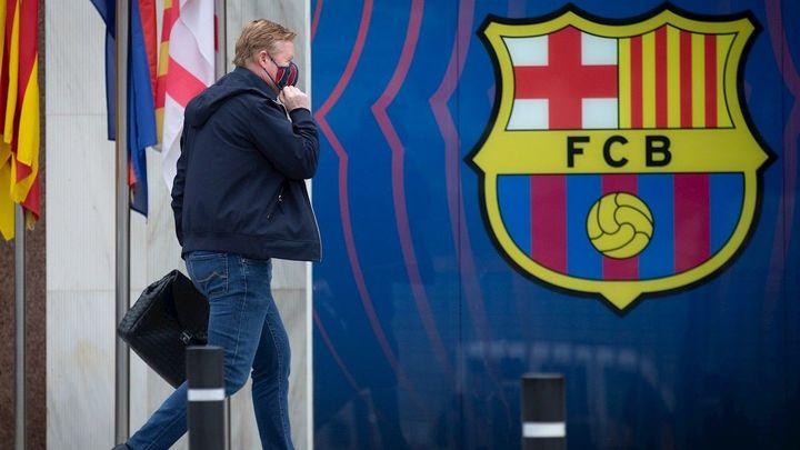 """Koeman y la ruina del Barça: """"No sé si la plantilla ha cobrado este mes"""""""