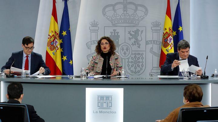 El Gobierno prorroga a mayo los ERTE, las ayudas a autónomos y la moratoria en los alquileres
