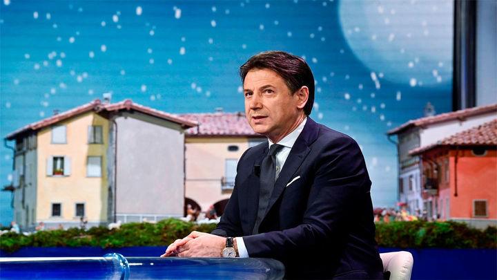 El primer ministro italiano, Giuseppe Conte, presenta su dimisión y Mattarella inicia consultas