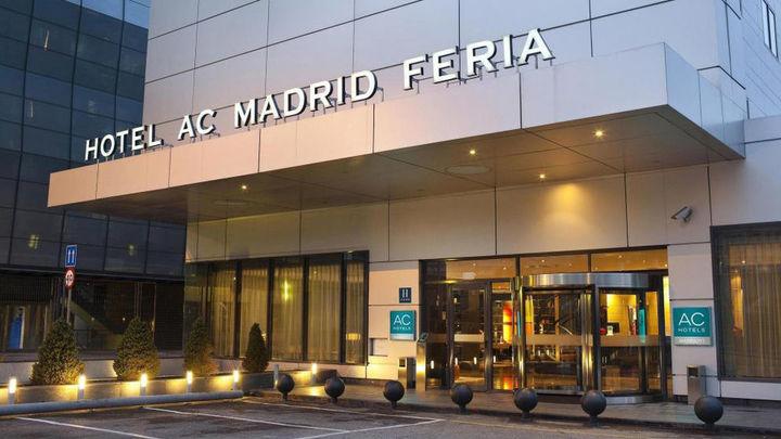 Los sanitarios del hospital Zendal dispondrán de un hotel cercano, el AC Madrid Feria, para descansar