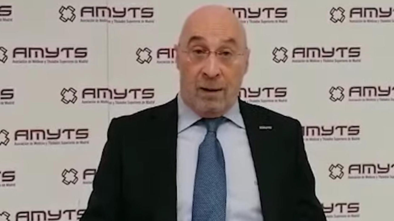 Julián Ezquerra, secretario general de AMYTS