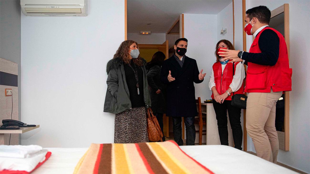 Madrid habilita un hostal en Alcobendas para personas sin hogar con covid-19