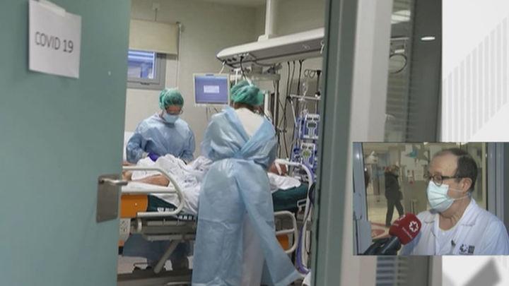 El Hospital de la Princesa está saturado y los médicos recomiendan el confinamiento