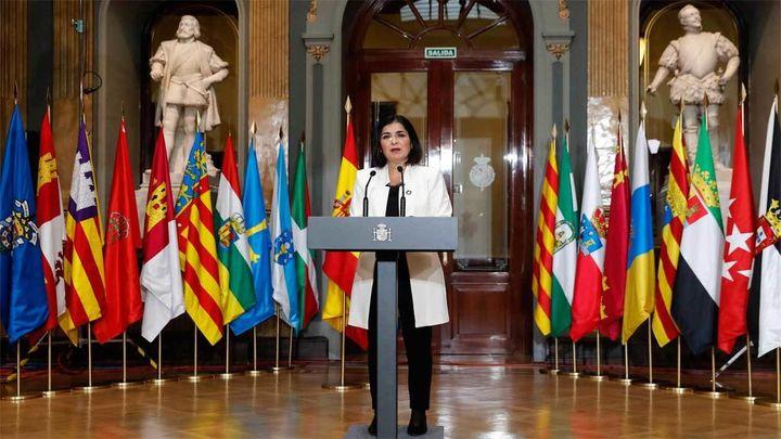 Carolina Darías sustituye a Illa en Sanidad e Iceta ministro de Política Territorial