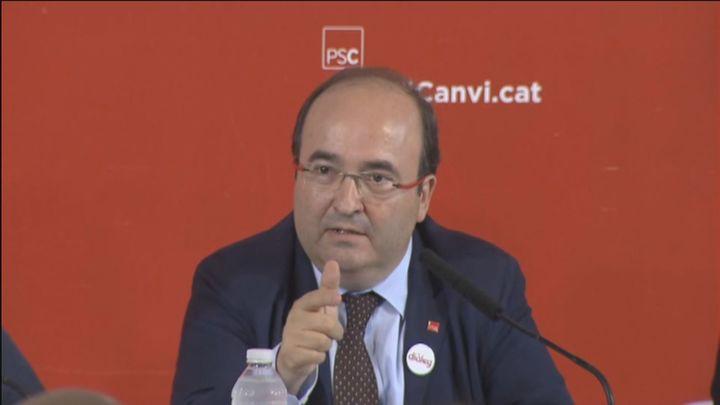 Iceta, un catalanista incondicional a Sánchez, al frente de Política Territorial
