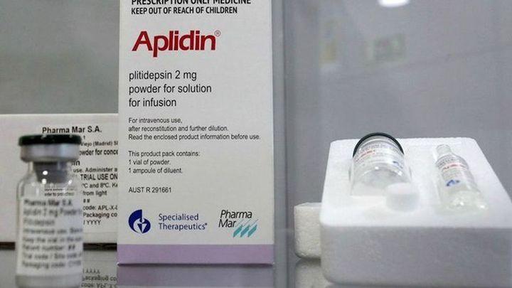 """Aplidin, el medicamento que para """"la fotocopiadora"""" del coronavirus"""