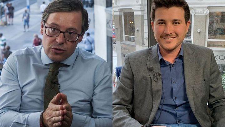 Alfonso Serrano y Pablo Gómez Perpinyà analizan la actualidad de la Comunidad de Madrid