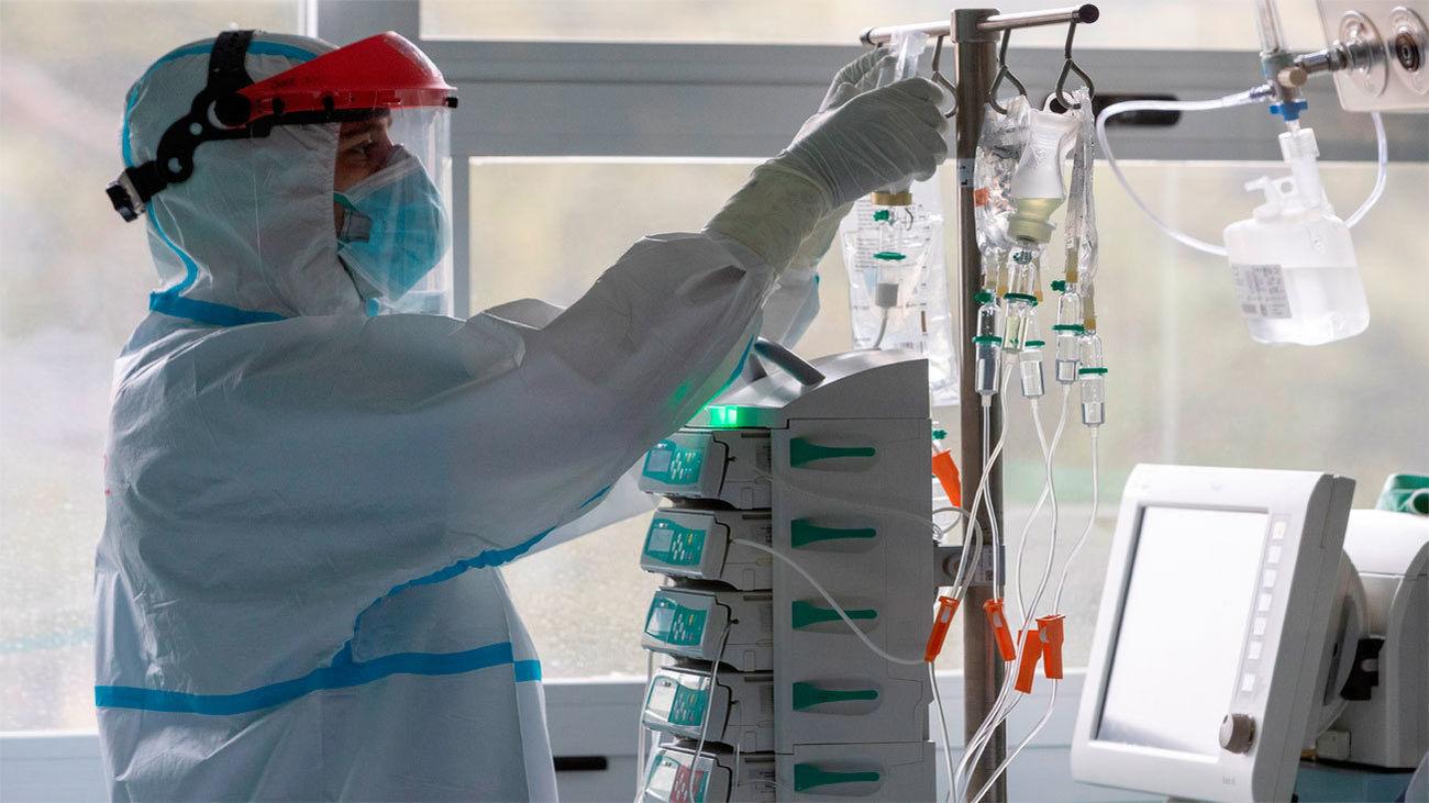 Sanidad notifica 40.285 nuevos contagios de Covid y 492 muertes más