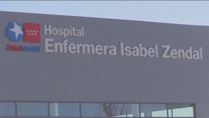 Se ultima el tercer pabellón del hospital Zendal, que contará con 352 camas para Covid