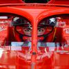 Carlos Sainz se estrena con Ferrari