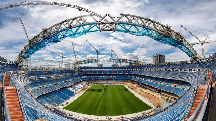 La vuelta del público a los estadios de Madrid se enfría