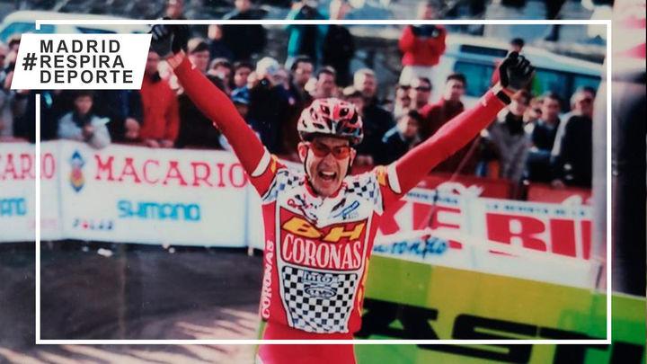 """Guillermo de Portugal: """"La Clásica de Valdemorillo es como la París-Roubaix del mountain bike"""""""
