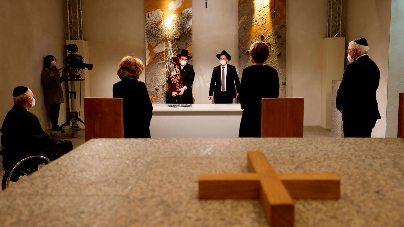 Alemania recuerda a las víctimas del holocausto y alerta contra cualquier odio