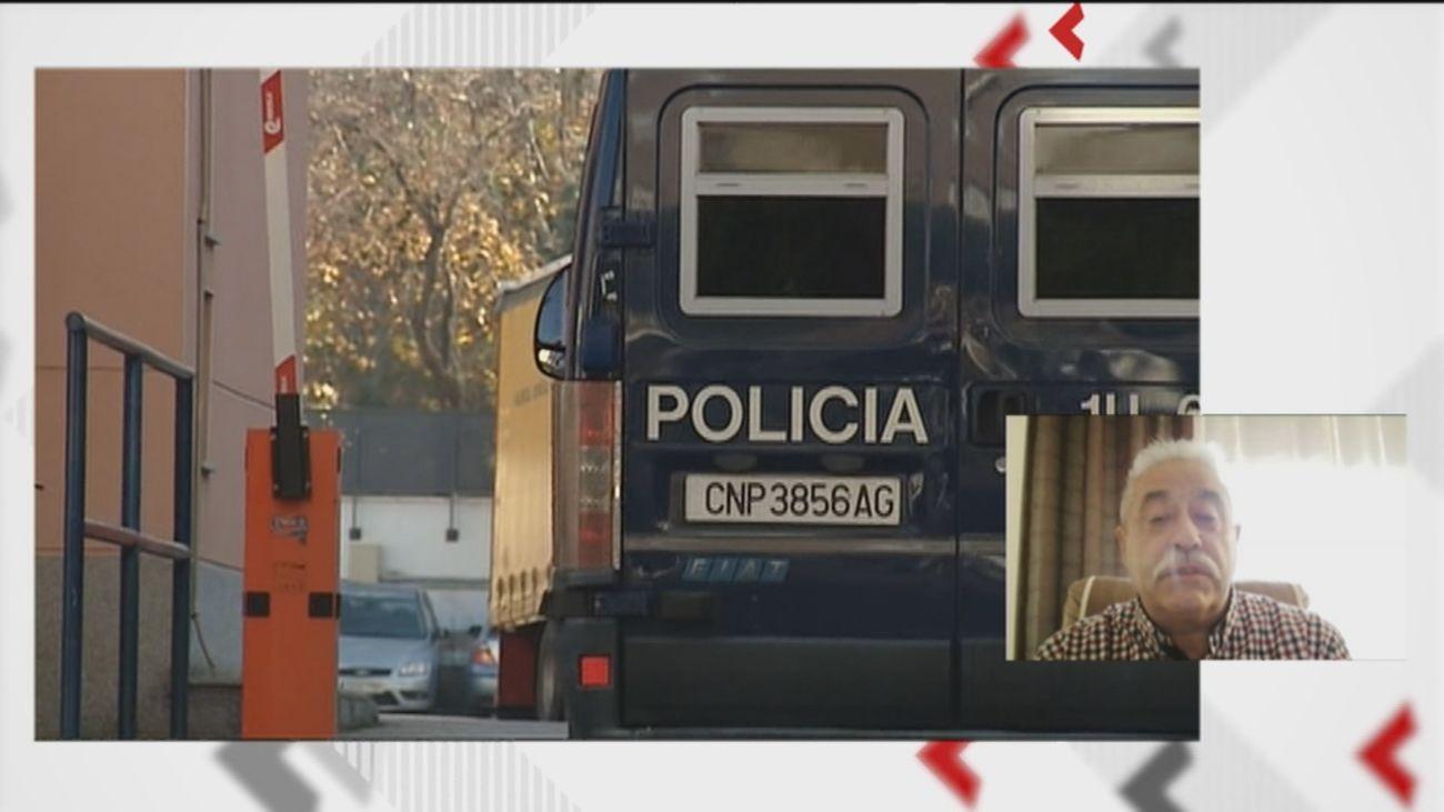 Un policía jubilado salva la vida a un conductor de VTC en Alcalá de Henares