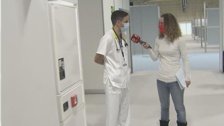 El Hospital Zendal tiene listo el Pabellón 3, aunque aún dispone de 200 camas en los otros dos