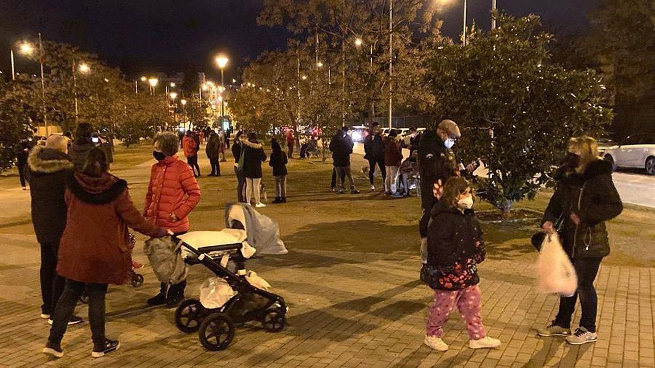 Los terremotos tienen en vilo a toda Granada