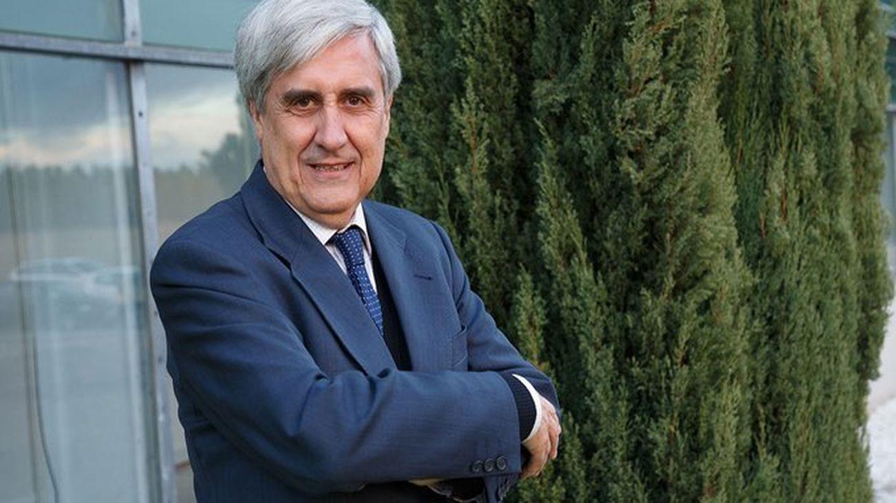 Juan José Badiola, director del Centro de Enfermedades Transmisibles y Emergentes de la Universidad de Zaragoza