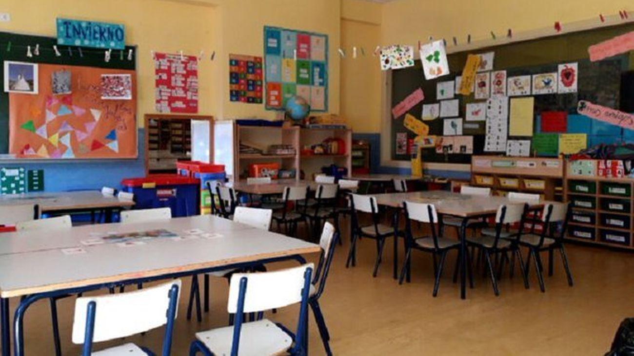 El aumento de aulas cerradas por covid hace temer un nuevo confinamiento