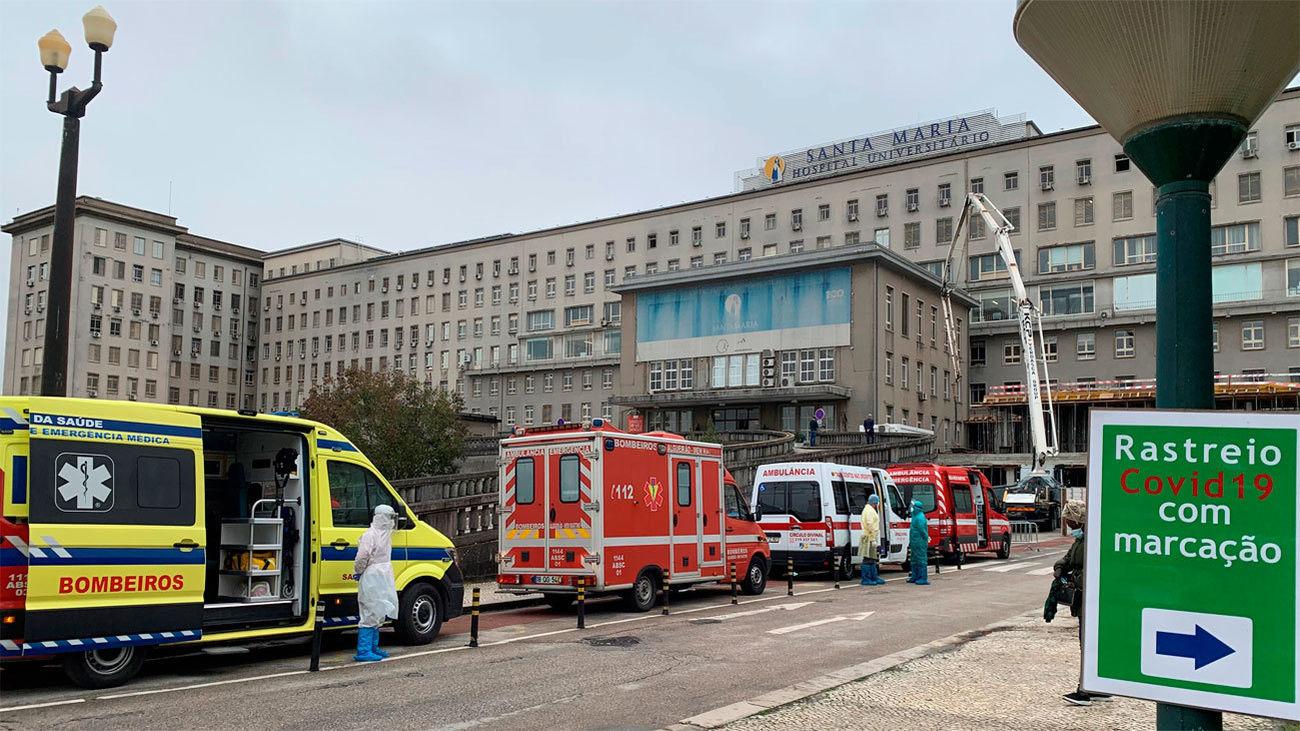 Hospital Santa Maria de Lisboa