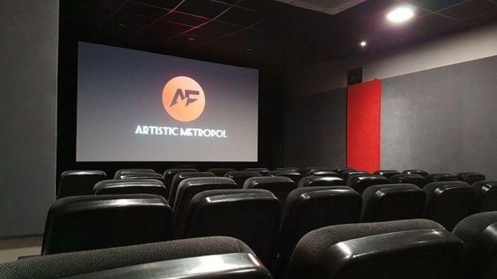 El cine Artistic Metropol ofrece sus entradas a mil pesetas