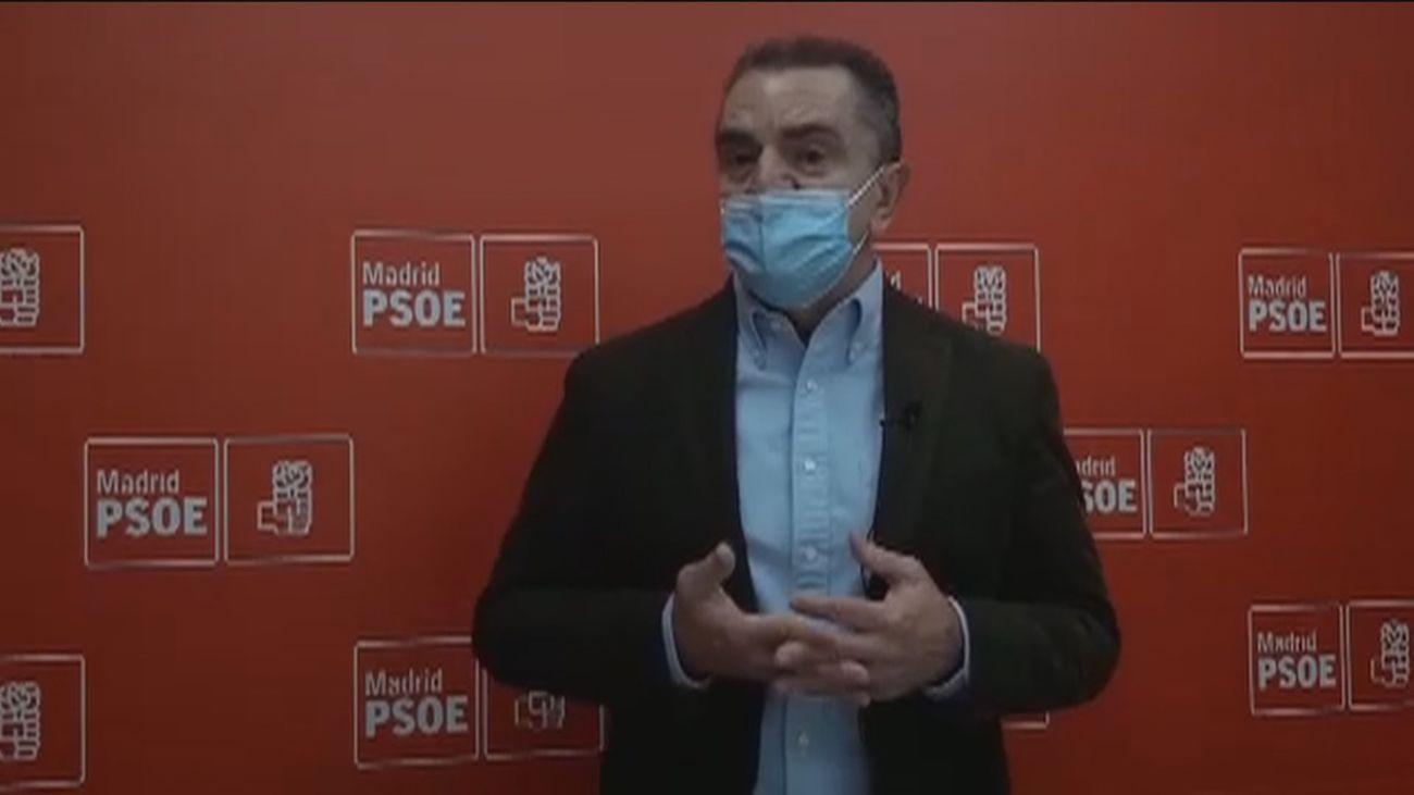 """Ayuso pide a Sánchez que """"actúe"""" y Franco le reprocha que Madrid lidere los peores indicadores en las tres olas"""