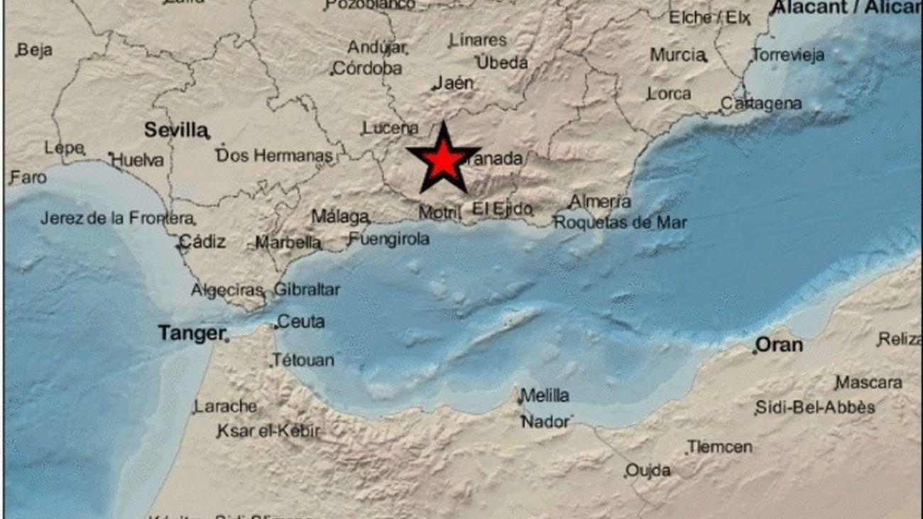 Un terremoto como el de Granada en Madrid es poco probable, según un experto